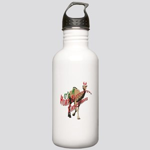 It's a Hump Day Christmas Stainless Water Bottle 1