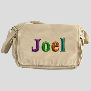 Joel Shiny Colors Messenger Bag