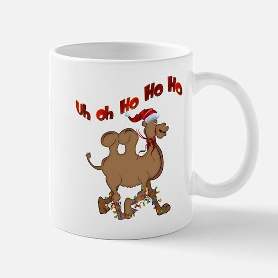 Ho Ho Ho Christmas Hump Day Mug