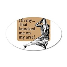 My Arse! - Wall Decal