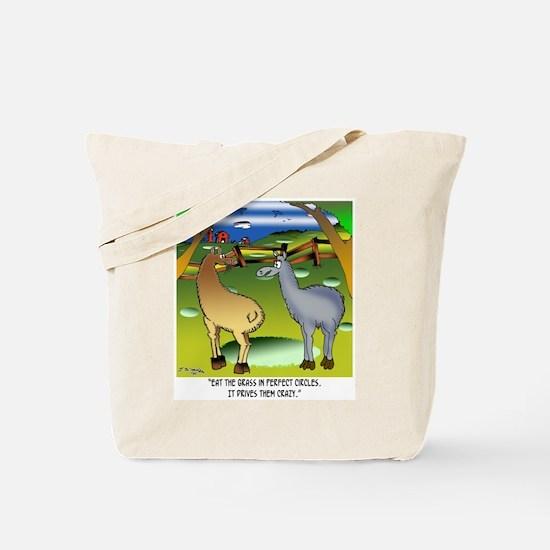 Crop Circles Explained Tote Bag
