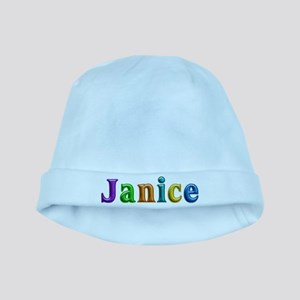 Janice Shiny Colors baby hat
