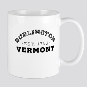 Burlington Vermont Mugs