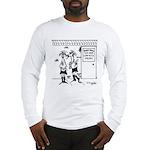 Non-Virgin Llama Wool Long Sleeve T-Shirt