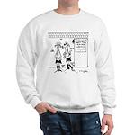 Non-Virgin Llama Wool Sweatshirt