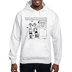 Non-Virgin Llama Wool Hooded Sweatshirt