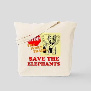Ivory Trade Tote Bag