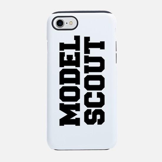 MODEL SCOUT iPhone 7 Tough Case