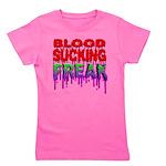 Blood Sucking Freak Girl's Tee