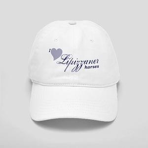 I love Lipizzaner horses Baseball Cap