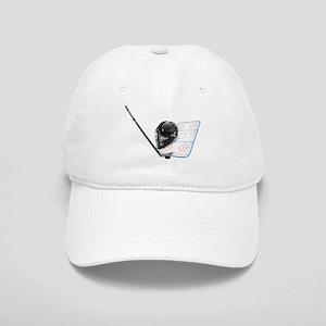 Hockey - Sports Baseball Cap