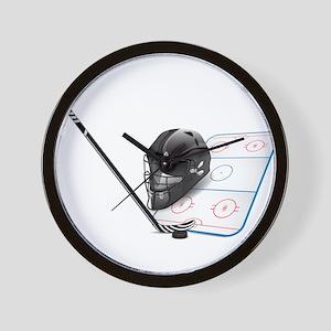 Hockey - Sports Wall Clock