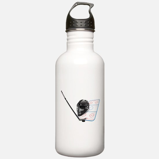 Hockey - Sports Water Bottle