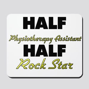 Half Physiotherapy Assistant Half Rock Star Mousep