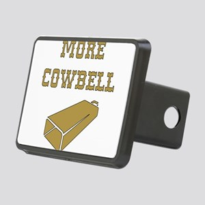More Cowbell - Funny - Music Hitch Cover