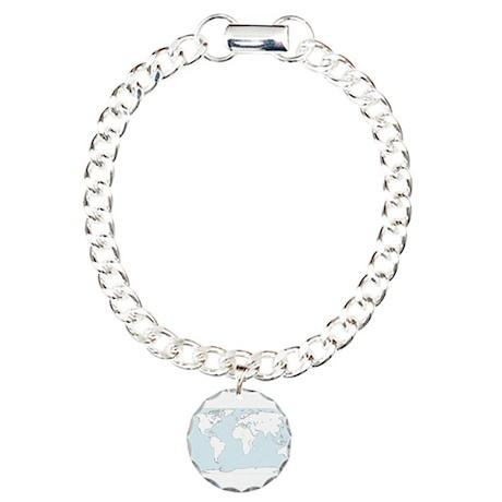 Map - Globe - World Bracelet