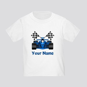 Race Car Personalized T-Shirt