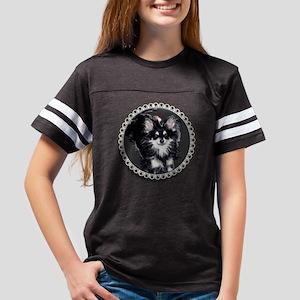 Beckys Chihuahua 1 Youth Football Shirt