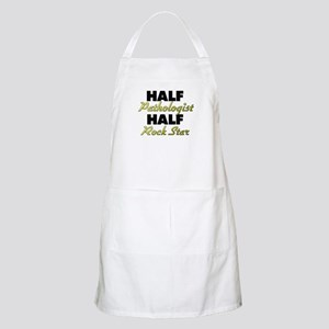 Half Pathologist Half Rock Star Apron