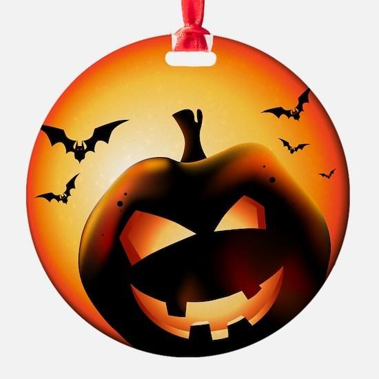 Jack O'Lantern Ornament