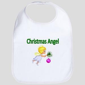 Christmas Angel Bib