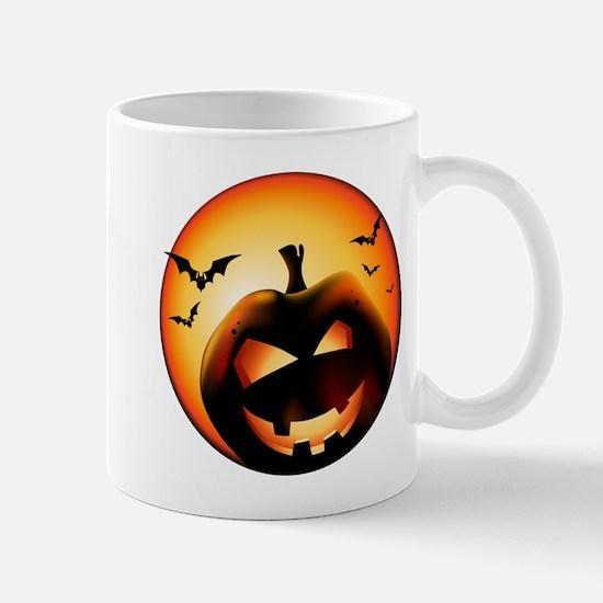 Jack O'Lantern Mug
