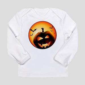 Jack O'Lantern Long Sleeve Infant T-Shirt