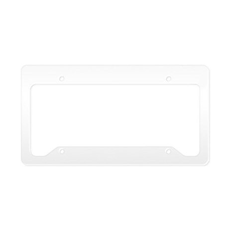 leaders-are-readers-BOD-BLUE License Plate Holder
