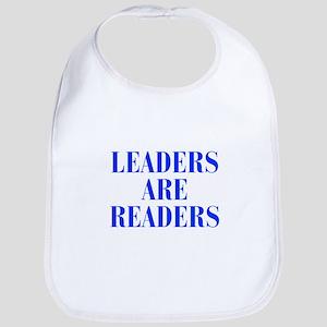 leaders-are-readers-BOD-BLUE Bib