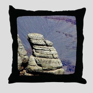 Grand Canyon Giant Throw Pillow