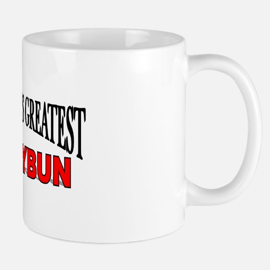 """The World's Greatest Honeybun"" Mug"