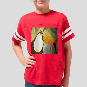 toucan-pillow Youth Football Shirt