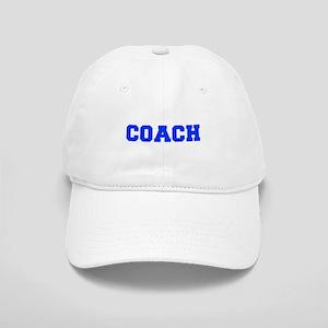 COACH-FRESH-BLUE Baseball Cap