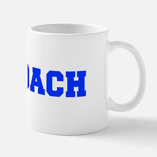 COACH-FRESH-BLUE Mugs