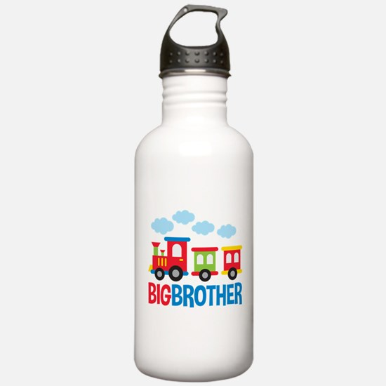 Train Big Brother Water Bottle