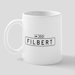 Filbert Street, San Francisco - USA Mug