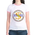 Français-SI-CUC Jr. Ringer T-Shirt