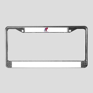 Anarchy Imp License Plate Frame
