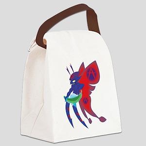 Anarchy Imp Canvas Lunch Bag
