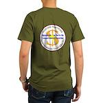 Français-SI-CUC Organic Men's T-Shirt (dark)