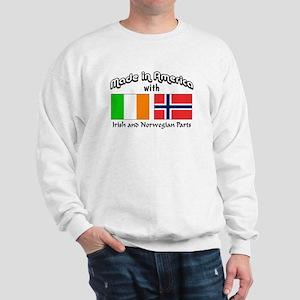 Irish & Norwegian Parts Sweatshirt
