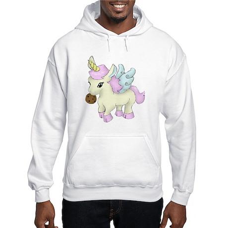 Unicorn atemy Cookie! Hooded Sweatshirt