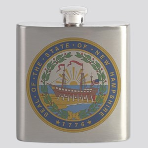 New Hampshire Flask