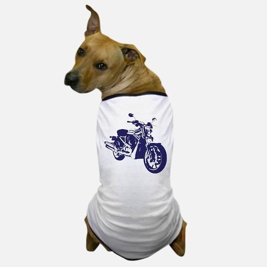 Motorcycle - Biker Dog T-Shirt