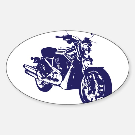 Motorcycle - Biker Decal