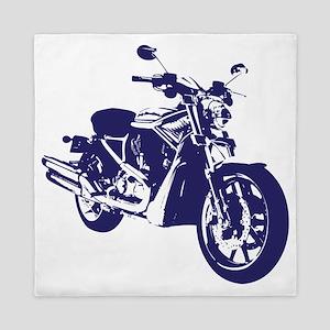 Motorcycle - Biker Queen Duvet