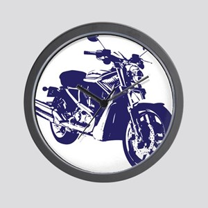 Motorcycle - Biker Wall Clock