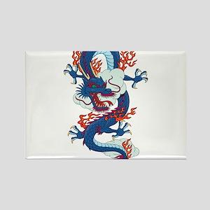 Dragon - Fantasy - Anime Magnets