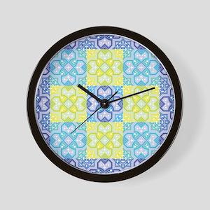 Pattern - Texture Wall Clock