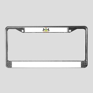 Pennsylvania License Plate Frame